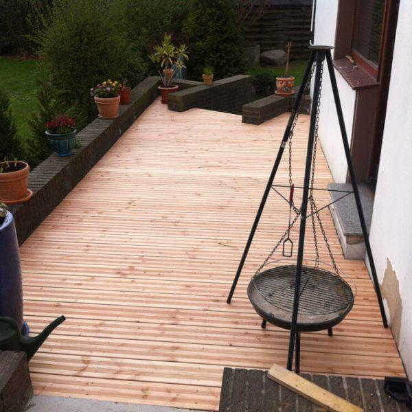 Tischler Isernhagen Projekt Terrasse