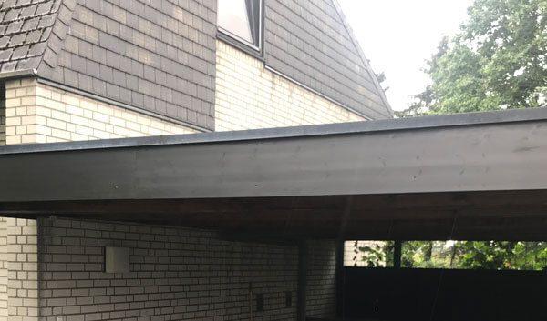 Tischler Isernhagen Projekt Überdachung